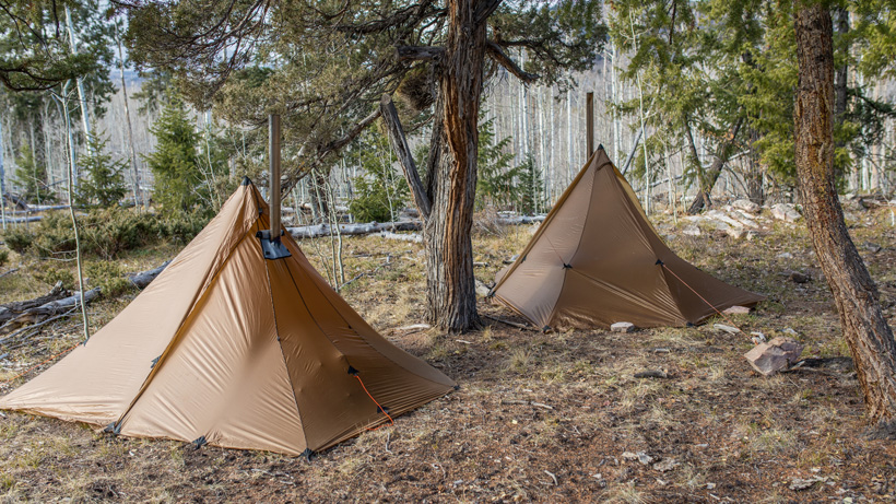 Seek Outside Lil Bugout Tipi