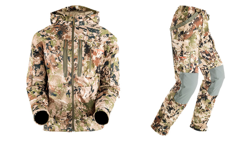 Sitka Jetstream Jacket and Timberline Pant