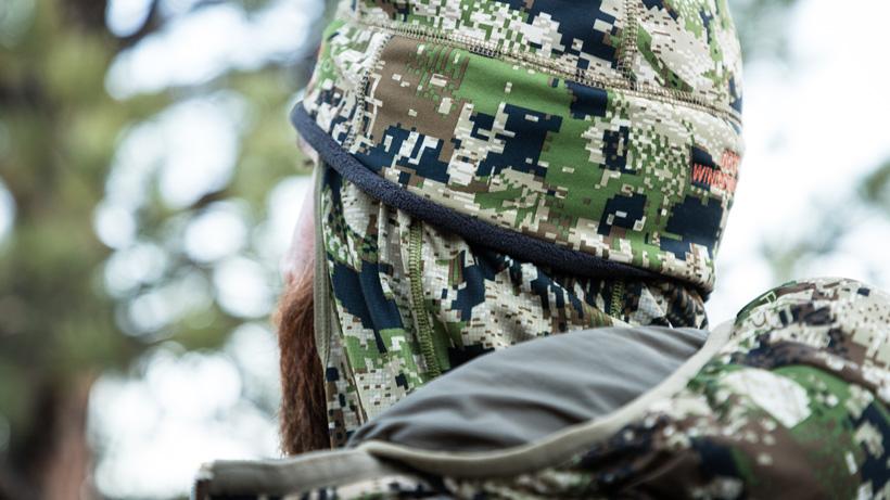 Sitka layering accessories for September elk hunts