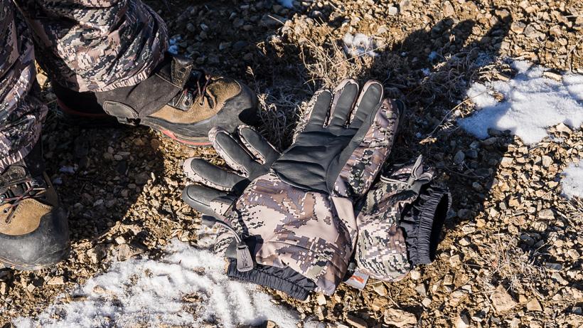 Sitka stormfront gtx gloves