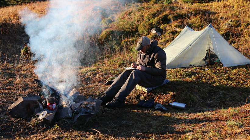 Improving your backcountry sleeping system