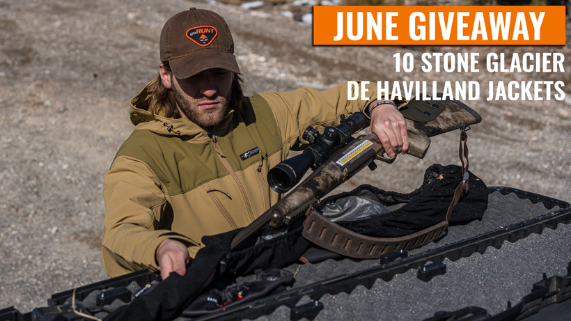 June INSIDER Giveaway - 10 Stone Glacier De Havilland Jackets!!