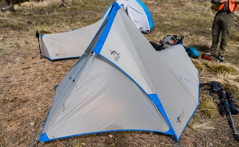 Stone Glacier SkyAir ULT tent for ultralight hunting