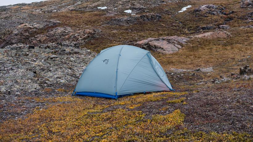 Stone Glacier Skyscraper 2p tent