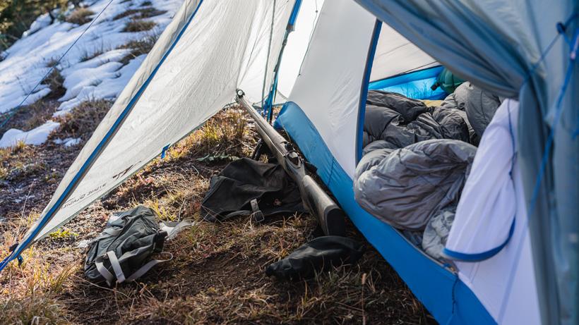 Stone Glacier Skyscraper tent vestibule size