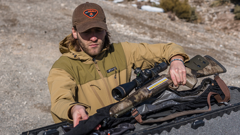 Stone Glacier apparel now available at goHUNT