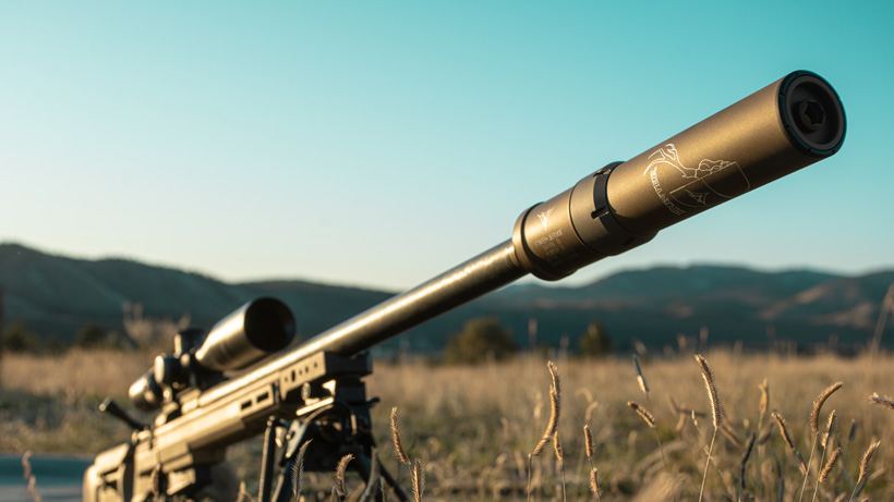 Hunting with a suppressor