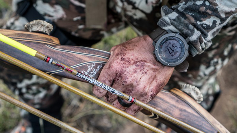 Suunto Traverse Alpha watch durability