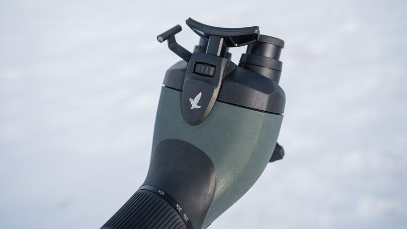 Swarovski BTX setup for hunting