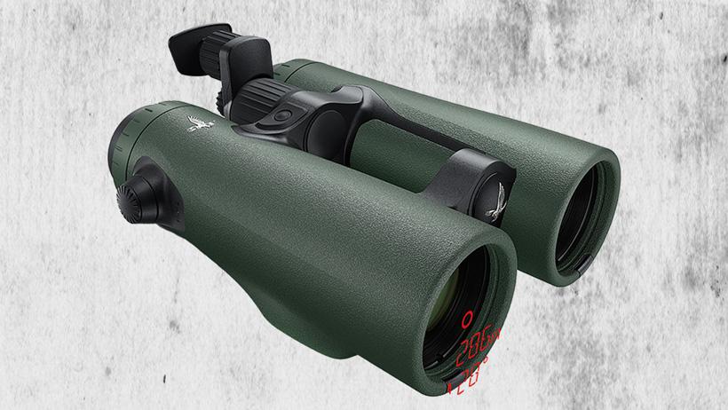 Swarovski EL Range TA rangefinding binocular