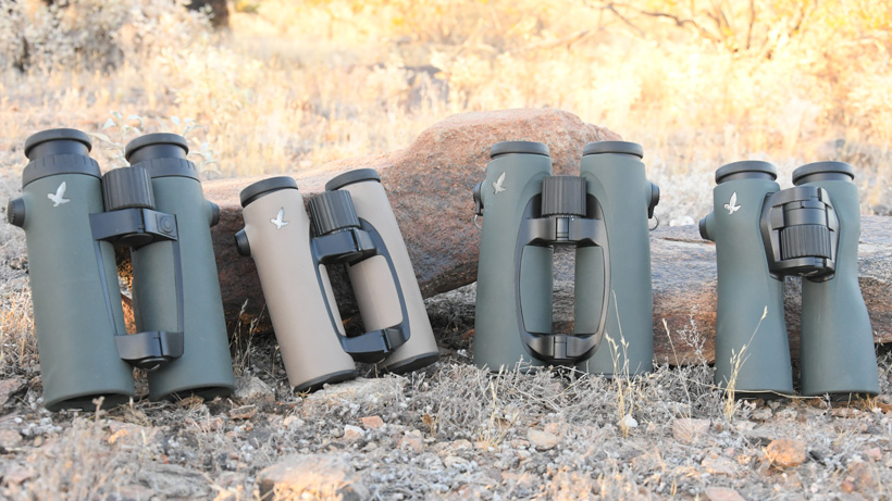 Swarvoski 8 power binocular comparison