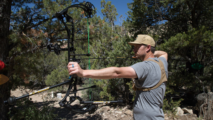 The archery practice plan for the offseason | goHUNT