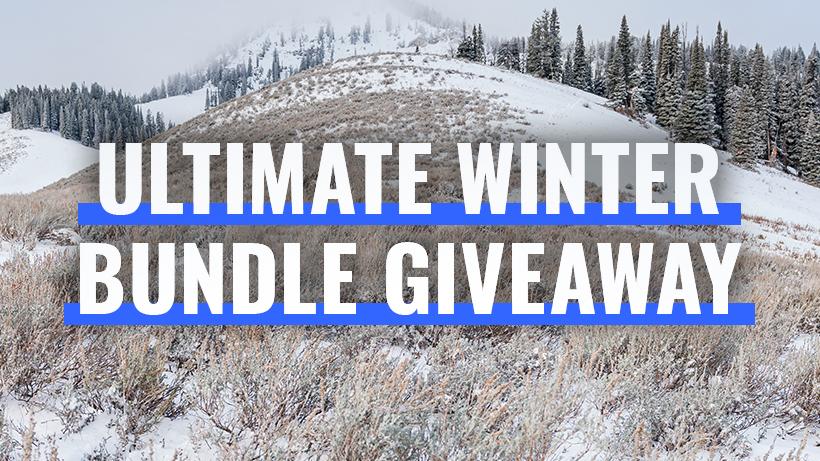 Ultimate winter bundle giveaway