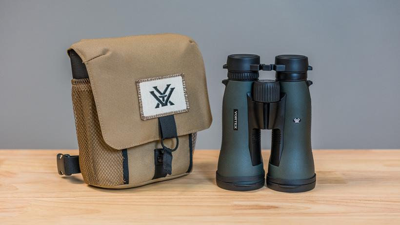 Vortex Diamondback HD 15x56 and bino case