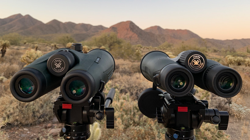 Vortex Diamondback vs Vulture binoculars