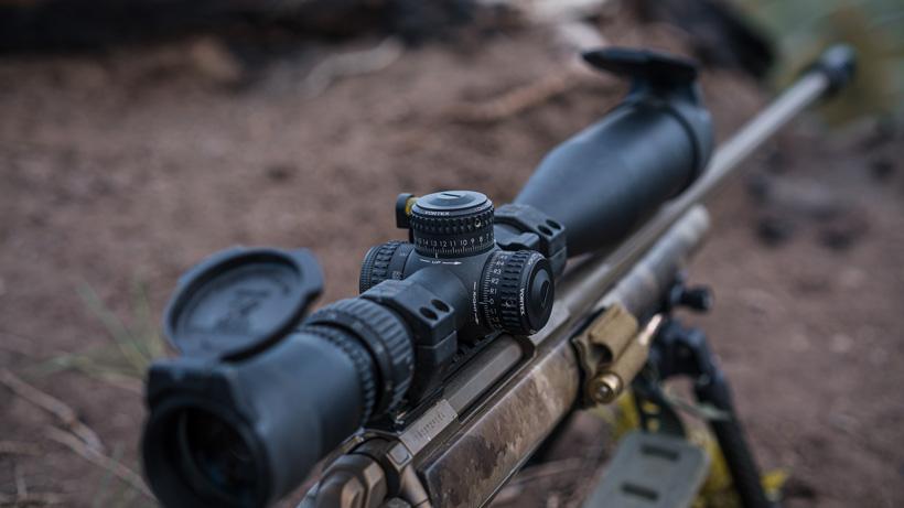 Vortex Razor HD AMG first focal plane riflescope
