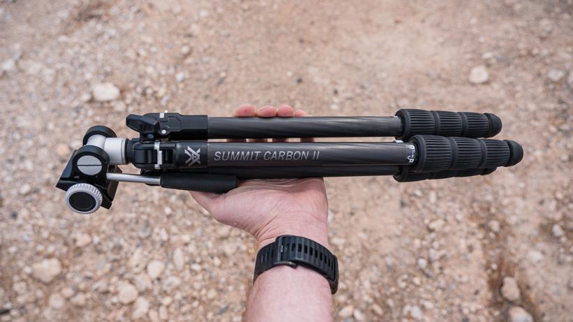 Vortex Summit Carbon II compact design