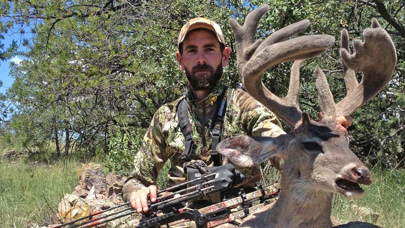 Arizona coues deer