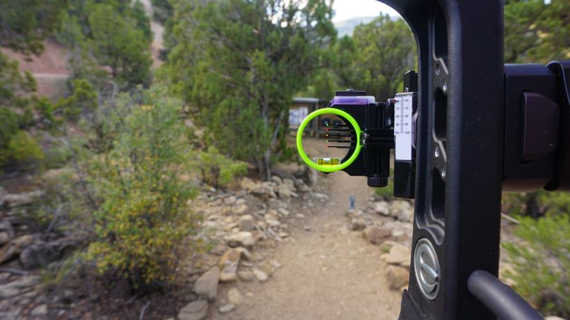 What bowsight pin diameter is right for you