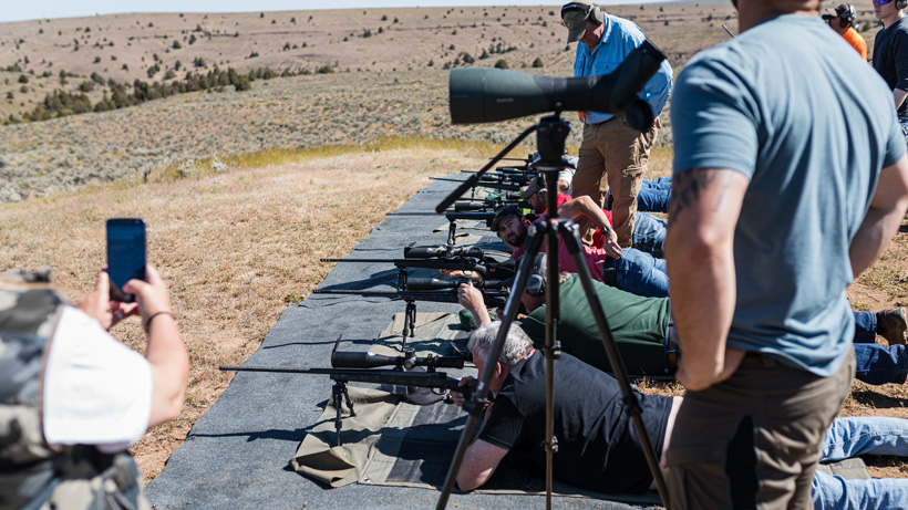 Why you need to attend a long range rifle shooting school