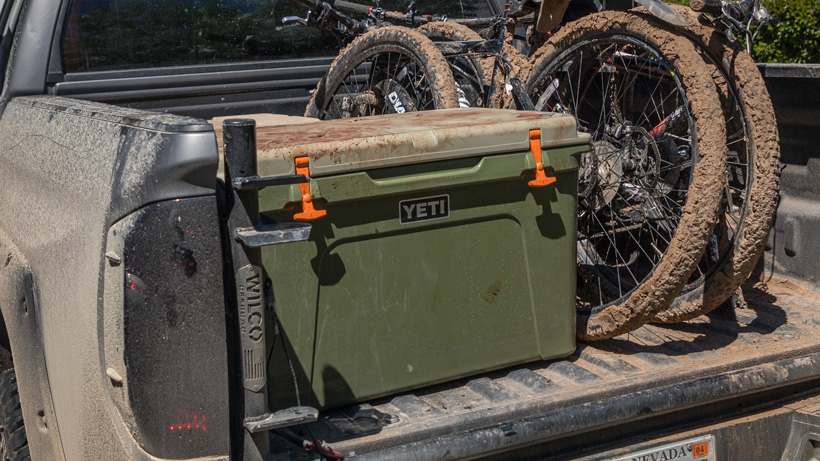 Yeti coolers are certified bear proof