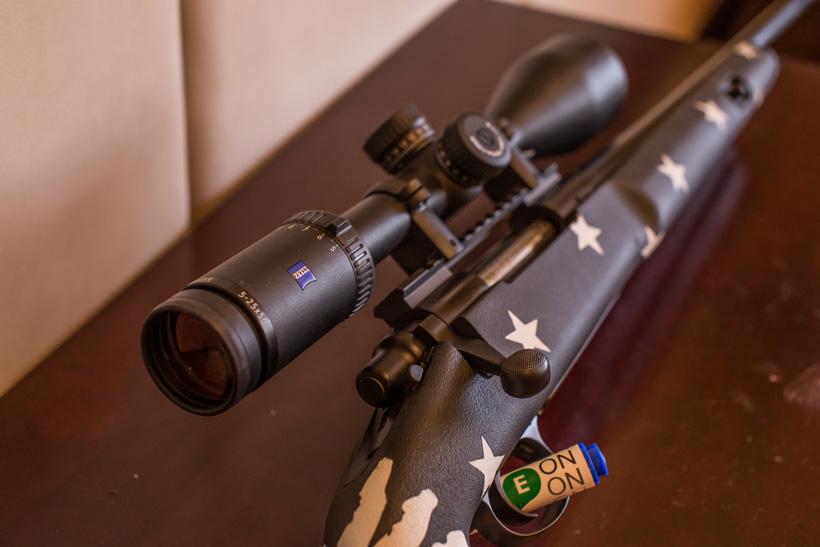 Zeiss Conquest HD5 rifle scope