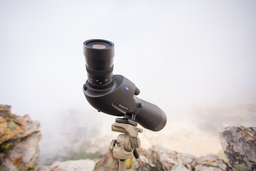 Zeiss Diascope spotting scope