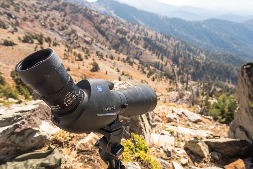 Zeiss spotting scope