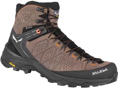 Salewa Alp Trainer 2 Mid GTX Boots in brown