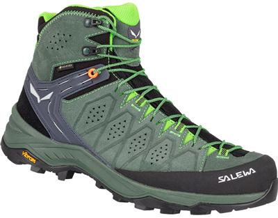 Salewa Alp Trainer 2 Mid GTX Boots in green