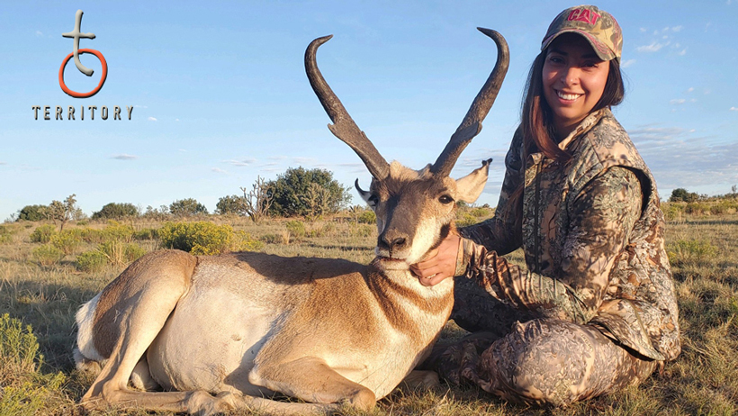 New Mexico's OTC antelope tags for private lands
