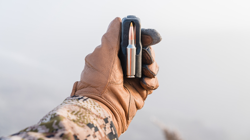 Montana rifle hunting