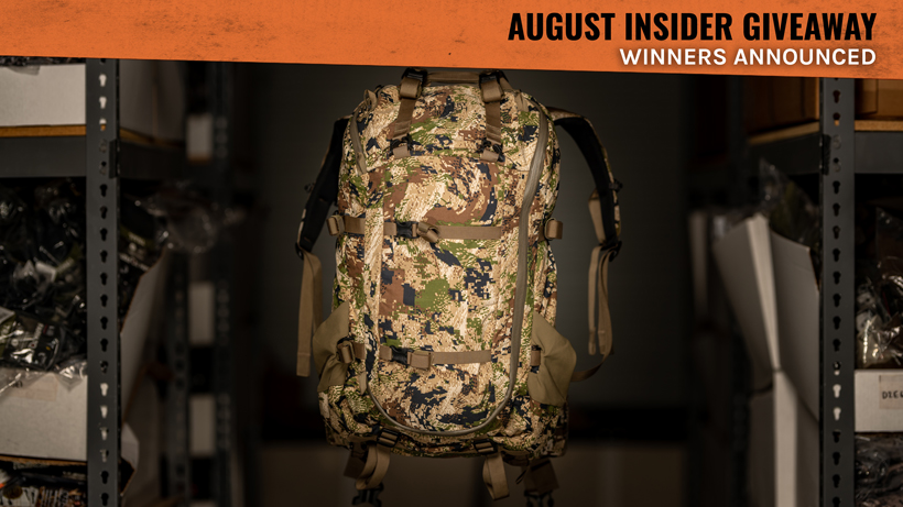 Mystery Ranch Sawtooth 45 Backpacks - Winners Announced!
