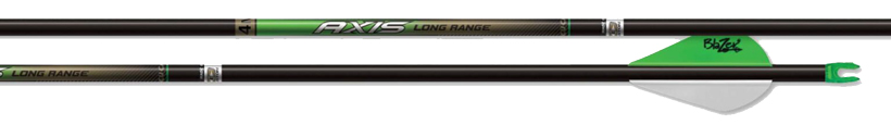 Easton Axis 4mm Long Range Arrows