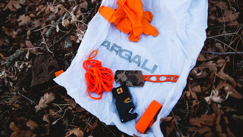 Kill kit supplies
