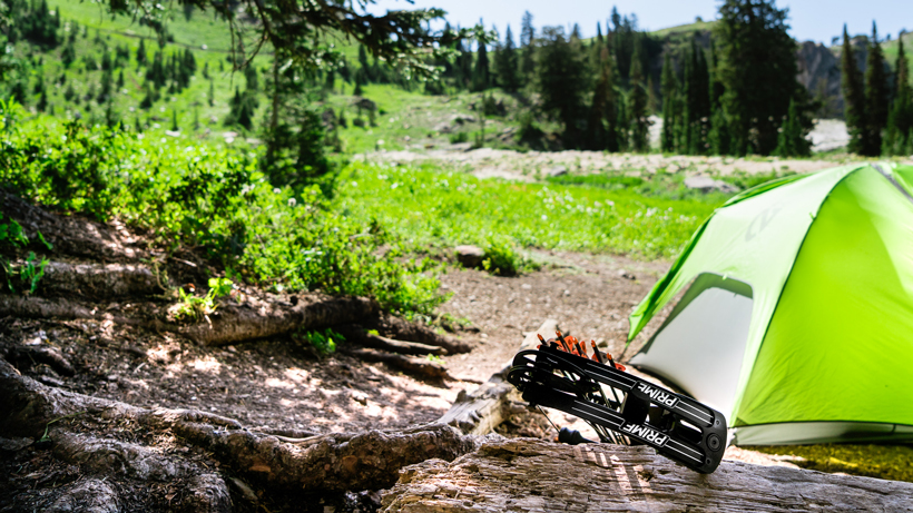 Bowhunting for success in the high country for mule deer