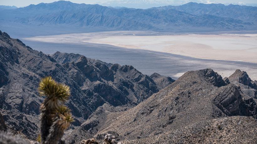 Brady Miller Nevada scenery