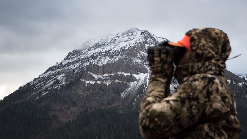 Late season hunting