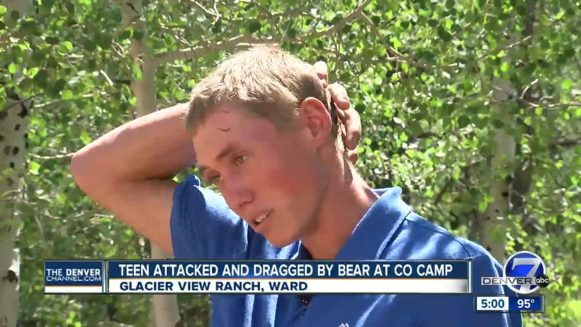 Colorado teen that was attacked