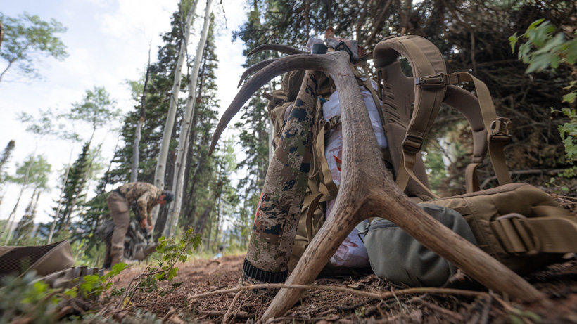 The Pack Out: Can be one of the toughest parts of a hunt