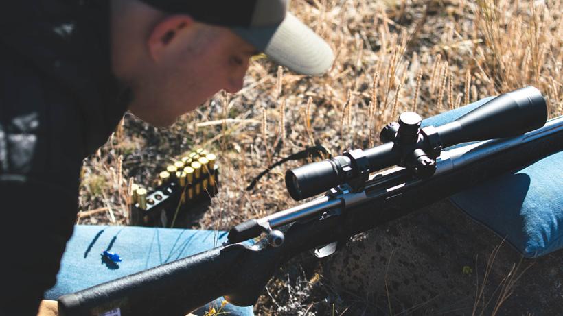 Anthony Wright - Rifles