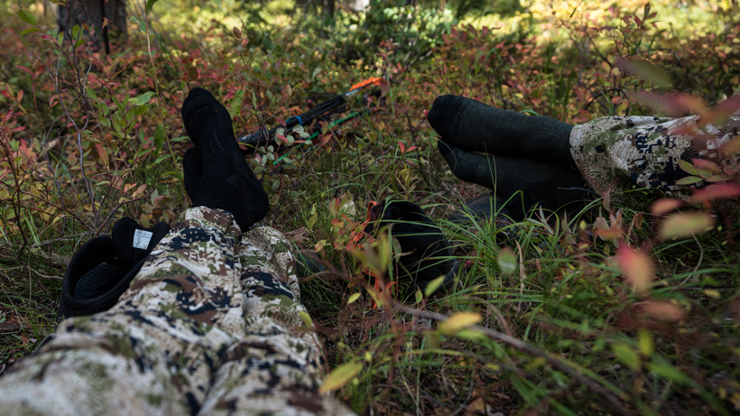 Taking care of your feet while in the backcountry