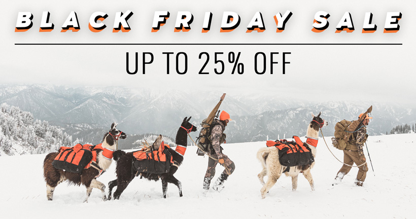 goHUNT 2019 Black Friday Sale