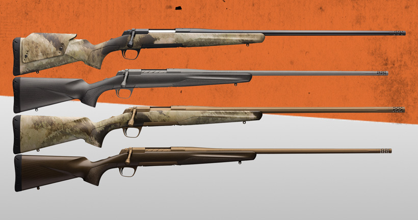 goHUNT August INSIDER Browning Rifle Giveaway