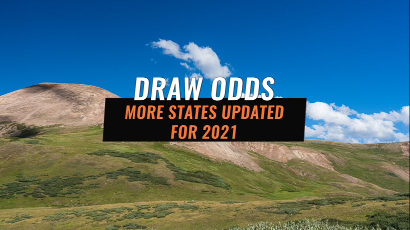 goHUNT Draw Odds Update More States Just Added