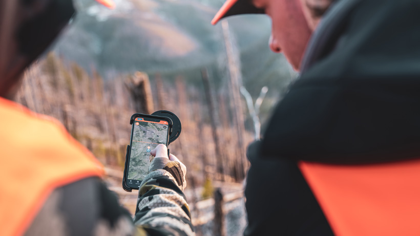 goHUNT Maps for iPhone