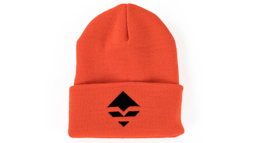 goHUNT Orange Beanie