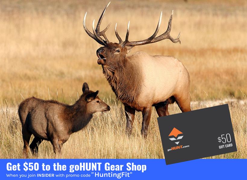 goHUNT HuntingFit promo