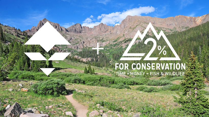 goHUNT gives back two percent for conservation