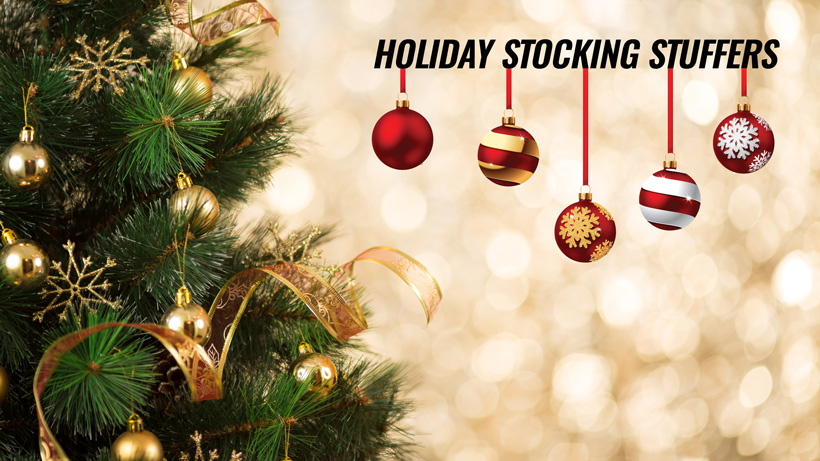 goHUNT holiday stocking stuffers